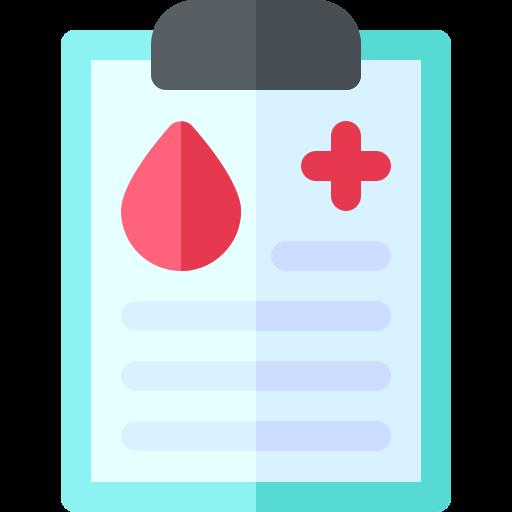 clipboard medical record icon